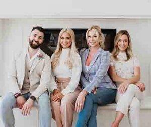 Exclusive real estate team