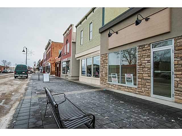 MLS® #C1027207 - 127 3rd Av in None High River, Commercial
