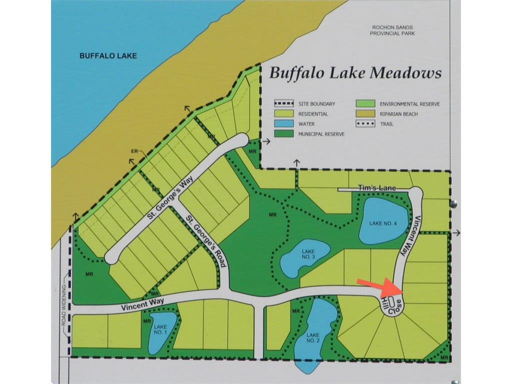 MLS® #C4003290 - 49 Buffalo Lake Meadows in Buffalo Lake Rural Stettler County, Land