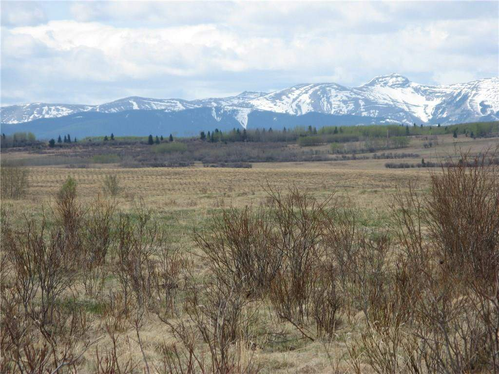 MLS® #C4025196 - 00 Highway # 1 And Hermitage Rd in None Rural Rocky View County, Land