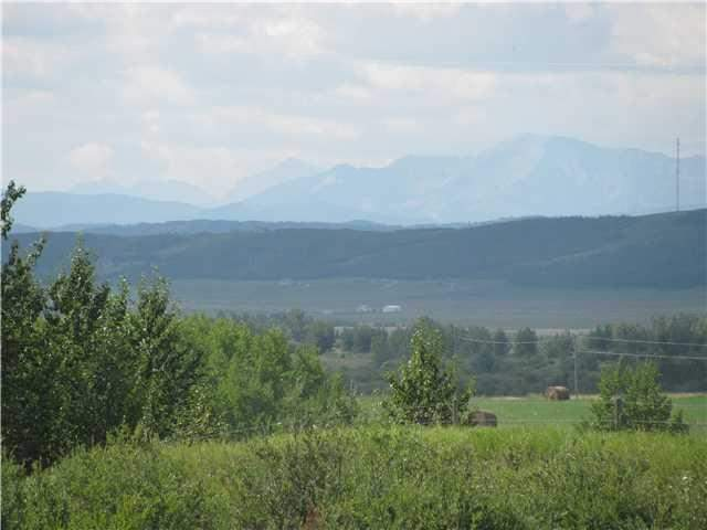 MLS® #C4043831 - 128 Hwy 549 - 128 Street  W in None Rural Foothills M.D., Land Open Houses