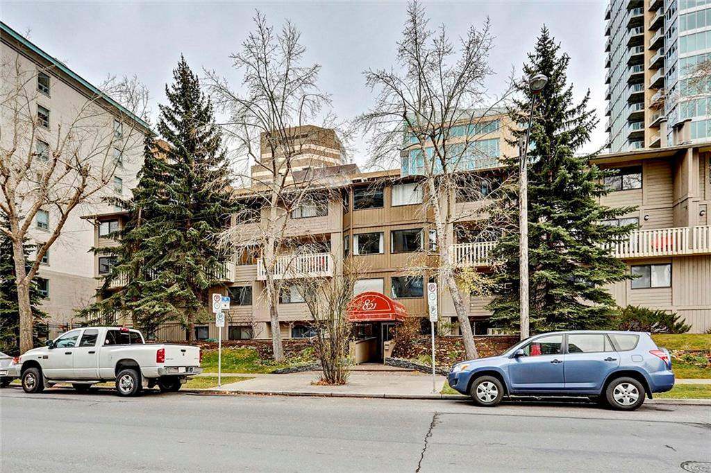 MLS® #C4062396 - #5 821 3 AV Sw in Downtown Commercial Core Calgary, Apartment Open Houses