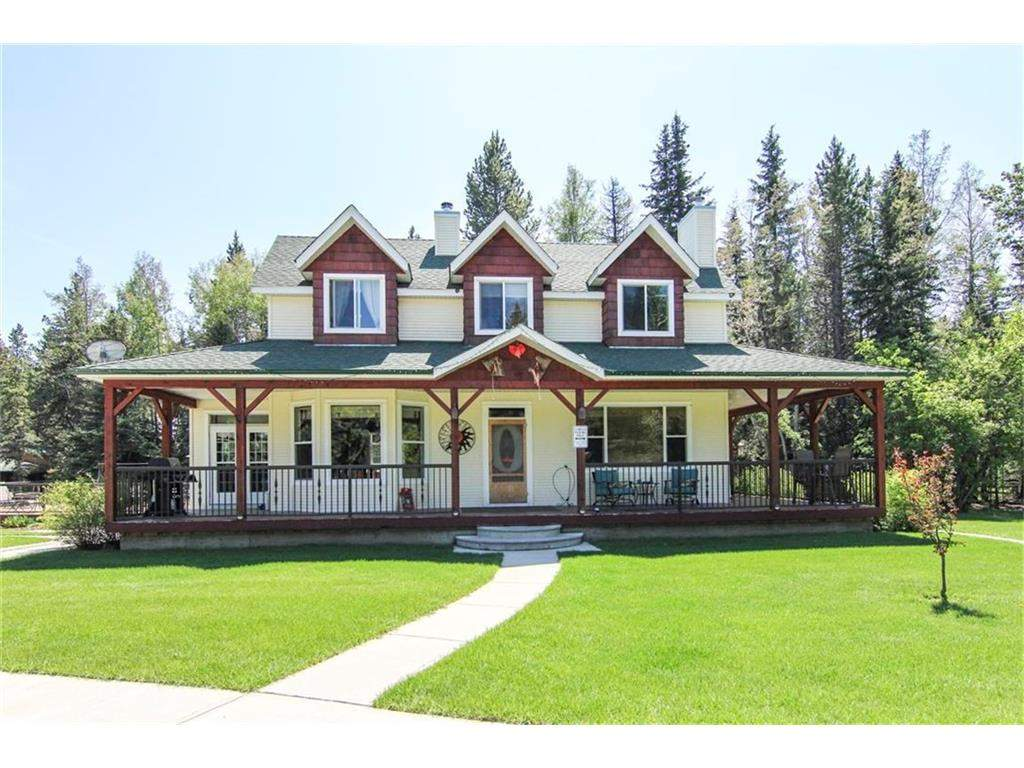 4469 Rr 45 Rd in None Rural Mountain View County-MLS® #C4065945
