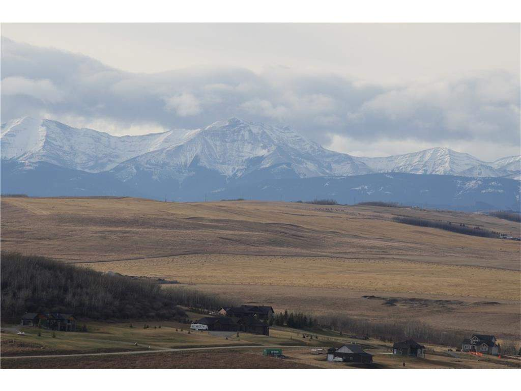 MLS® #C40905481/2 Mile North Of 434 Ave On 32 ST W in  Rural Foothills M.D. Alberta