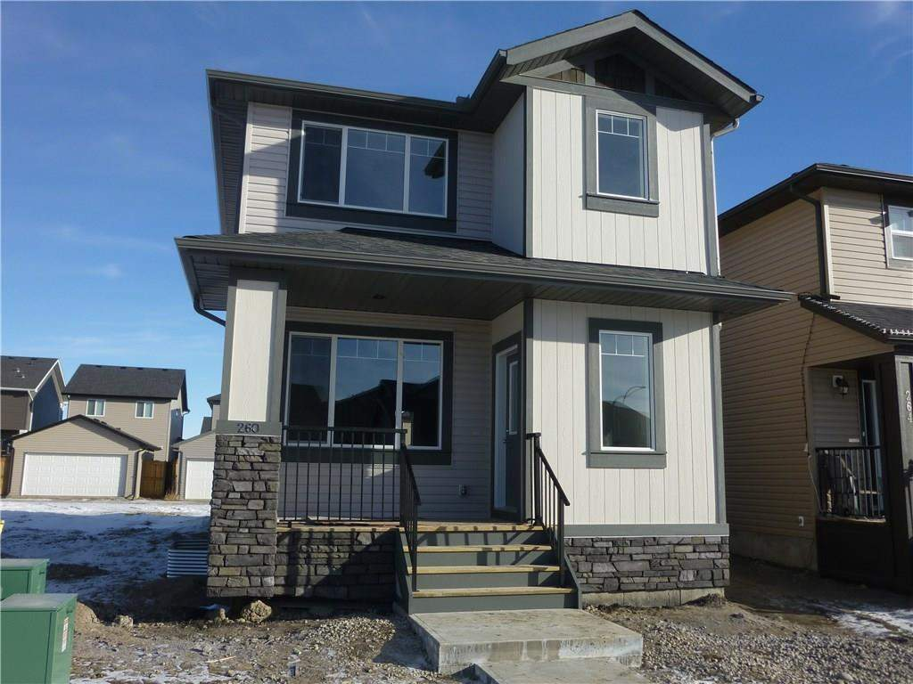 260 Willow St in River Song Cochrane-MLS® #C4090551