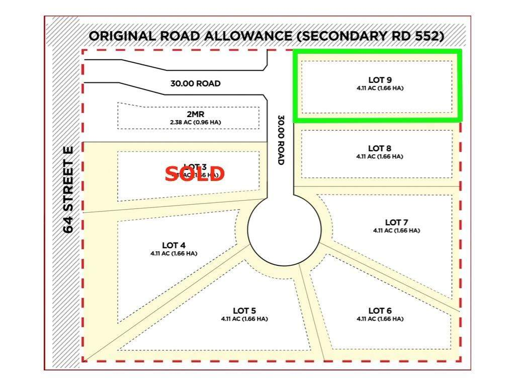Lot#9 in None De Winton-MLS® #C4091100