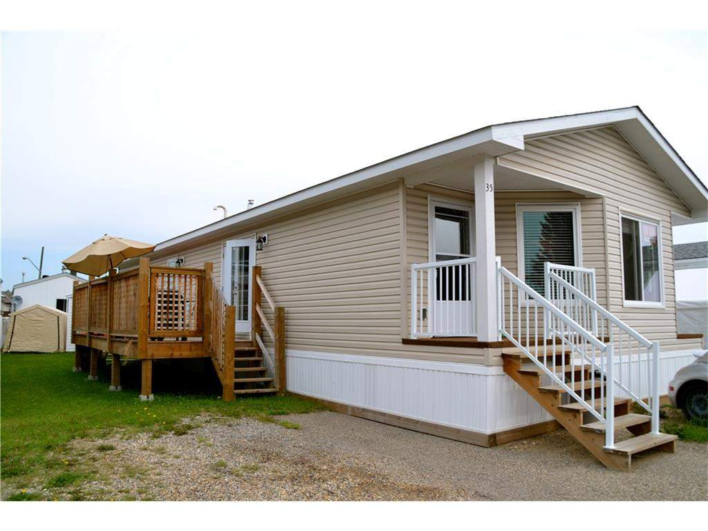 MLS® #C4095817 - #35 649 Main St in Old Town Airdrie, Mobile