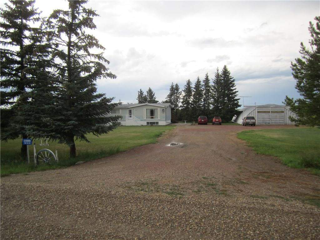 220008 Twp RD 291 in None Rural Kneehill County-MLS® #C4097106