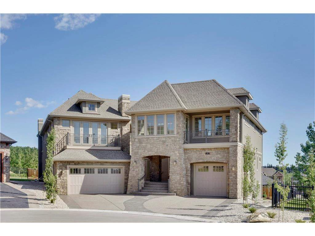 MLS® #C4099092 - 5 Elveden PT Sw in Springbank Hill Calgary, Detached Open Houses
