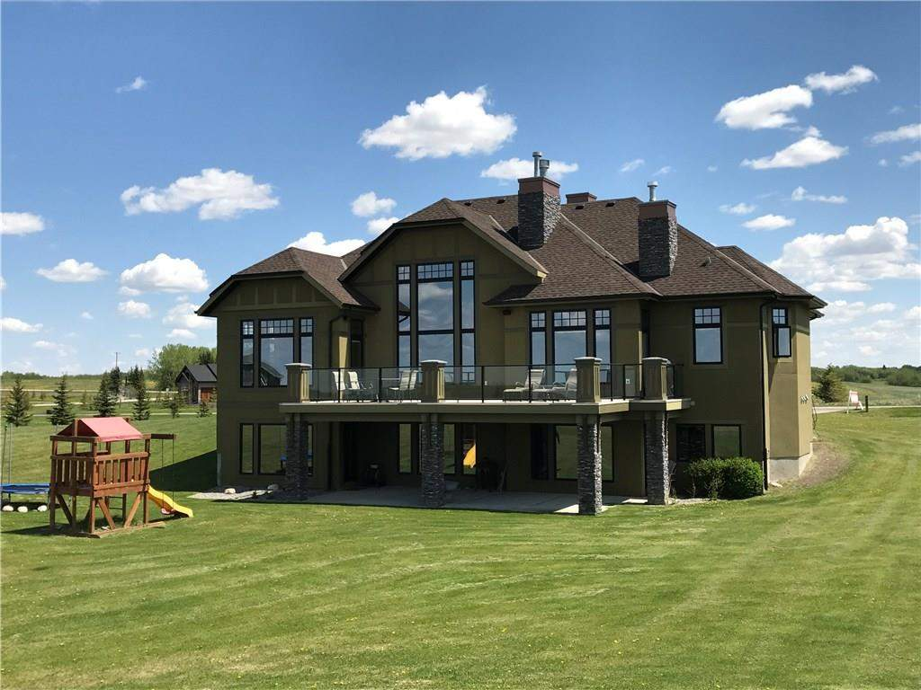 MLS® #C4104245111 Brown Bear Pt in Bearspaw Country Estates Rural Rocky View County Alberta