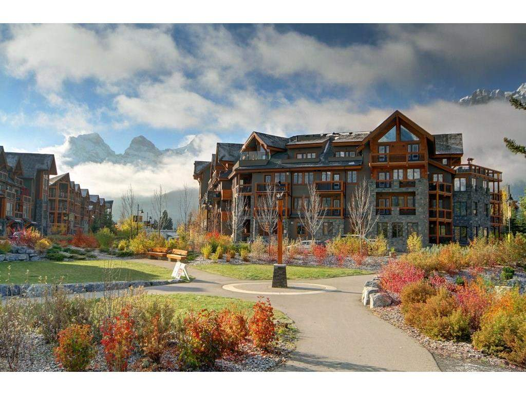 #400 505 Spring Creek Dr Canmore