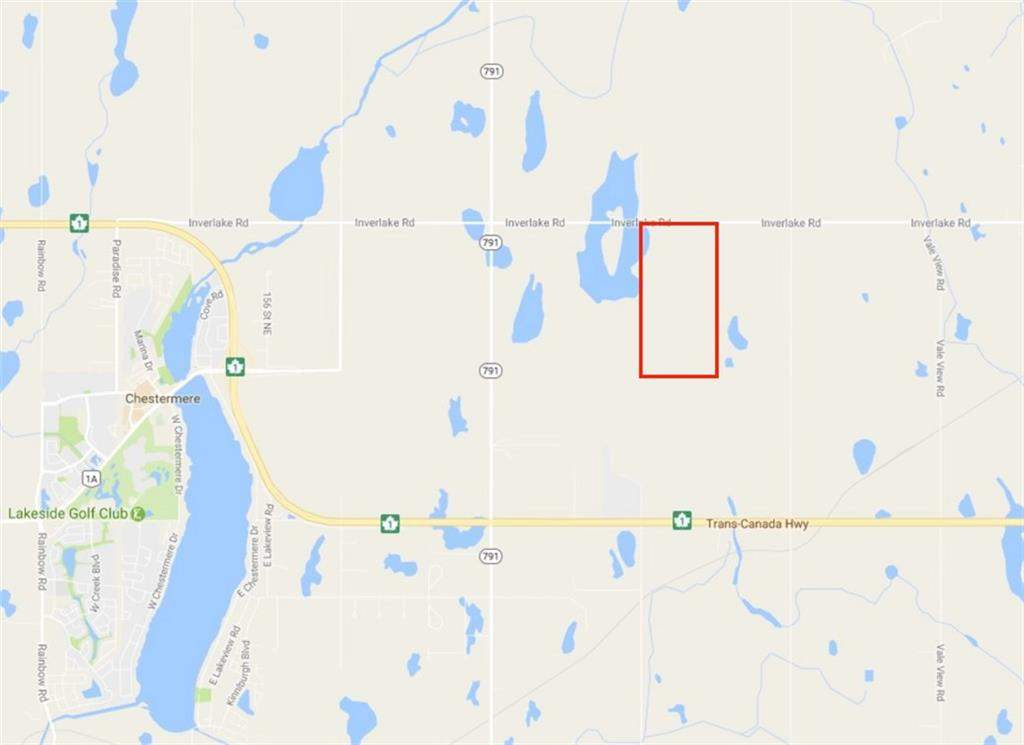 MLS® #C4111663 - 274750 Inverlake Rd in None Rural Rocky View County, Land Open Houses