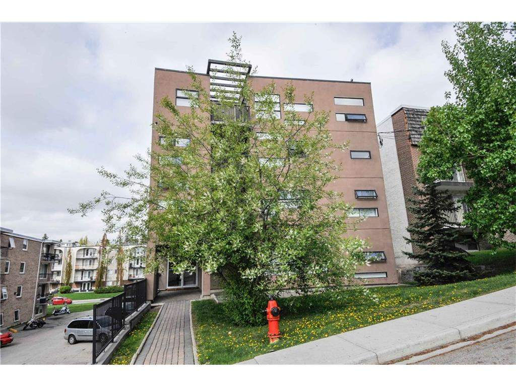 MLS® #C4117225 - #302 2316 17b ST Sw in Bankview Calgary, Apartment