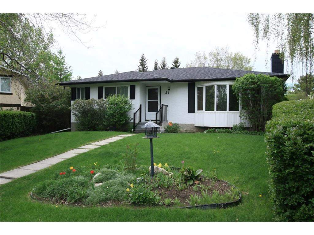 MLS® #C4118694 21 Crocus Cr in Cochrane Heights Cochrane