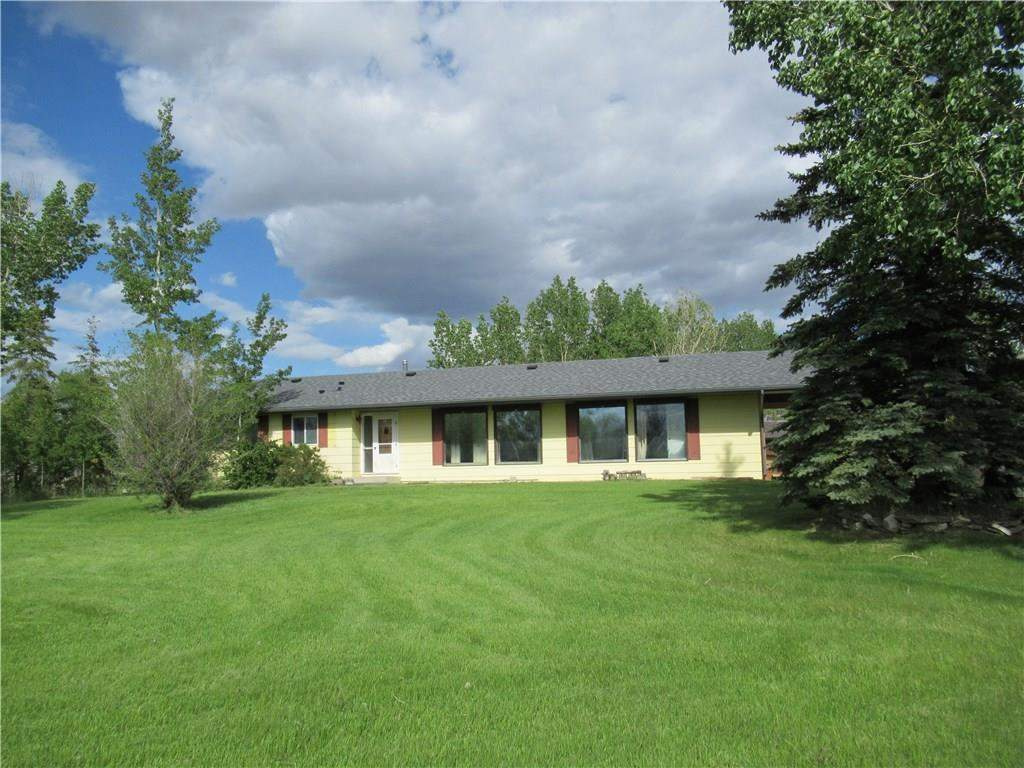 144 Mountainview Cr Claresholm