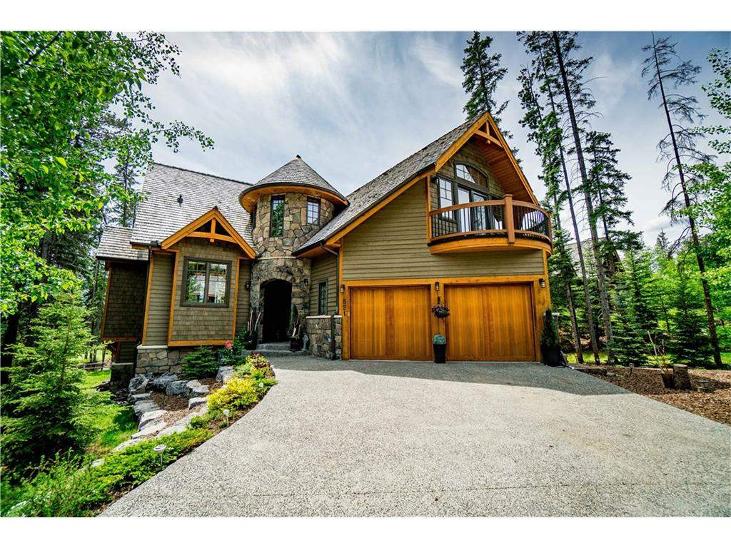 MLS® #C4121826 - 521 Silvertip Pt in Silvertip Canmore, Detached