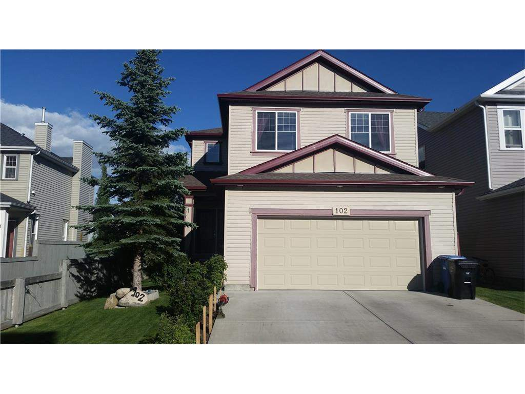 102 Copperstone CR Se Calgary