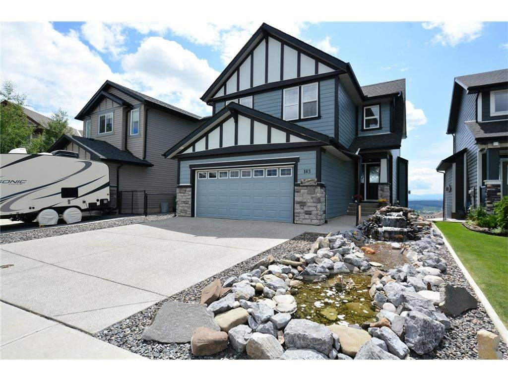 MLS® #C4125329 163 Sunset Vw Sunset Ridge Cochrane Alberta