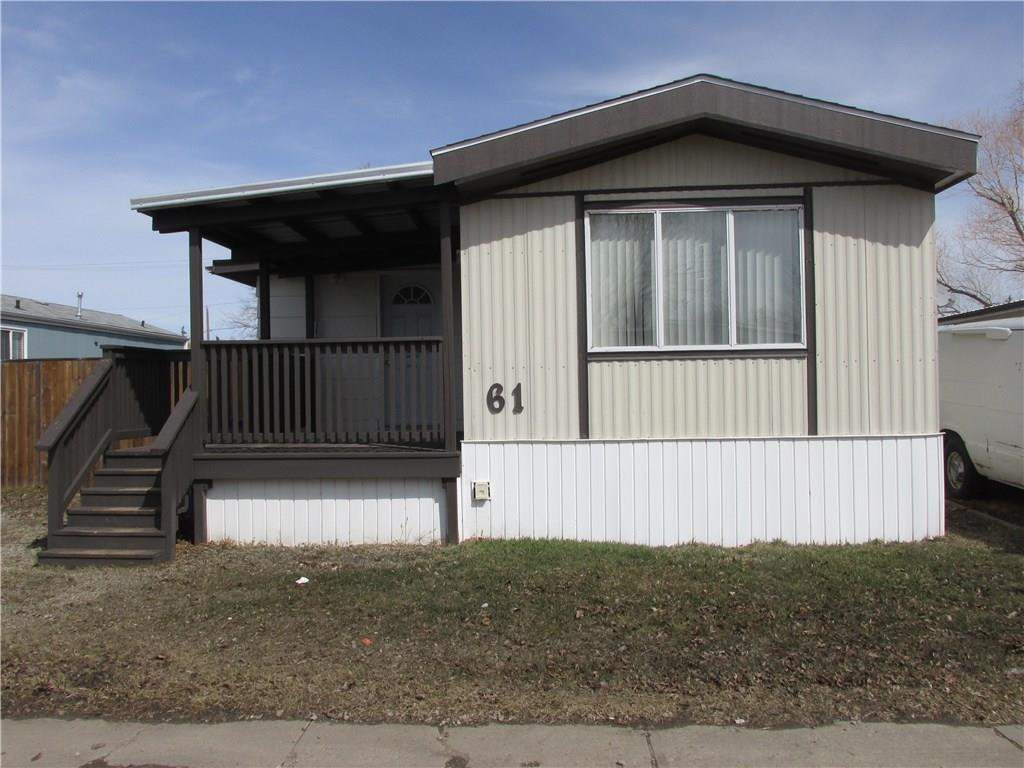 MLS® #C4126158 - #61 5800 46 St in None Olds, Mobile Open Houses