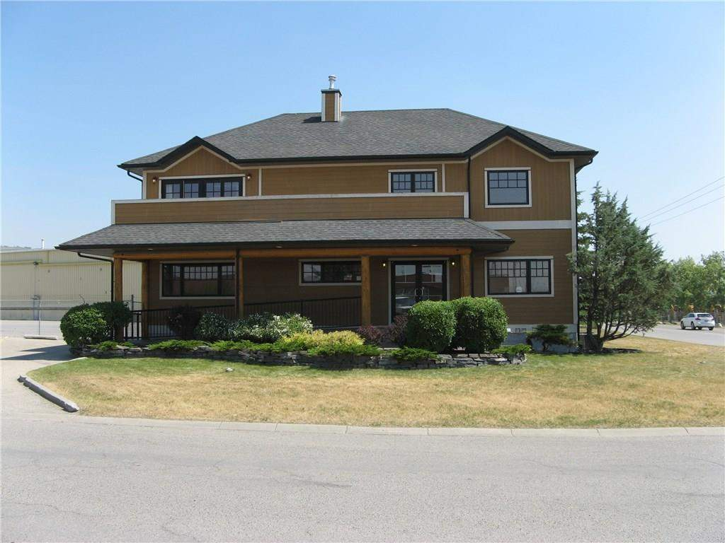 MLS® #C4128926 - 240 Second AV E in Industrial Cochrane, Commercial Open Houses
