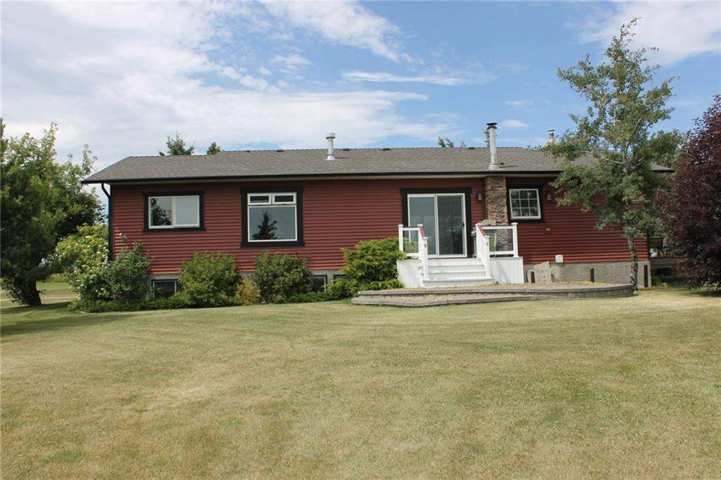 MLS® #C4129297 - 283234 Range Road 35 in None Rural Rocky View County, Detached Open Houses
