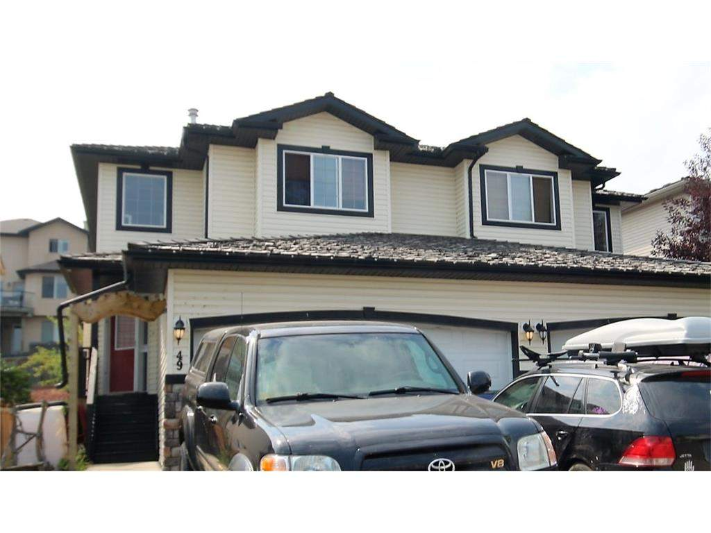 MLS® #C4135831 - 49 Bow Ridge Rd in Bow Ridge Cochrane, Attached