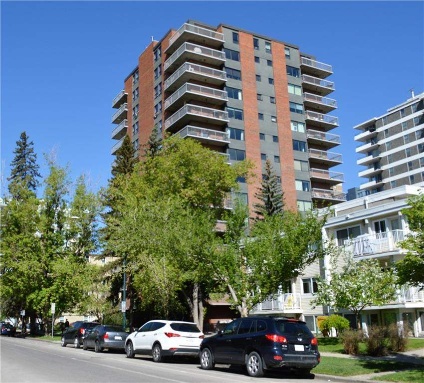 MLS® #C4140485 - #1430 540 14 AV Sw in Beltline Calgary, Apartment Open Houses
