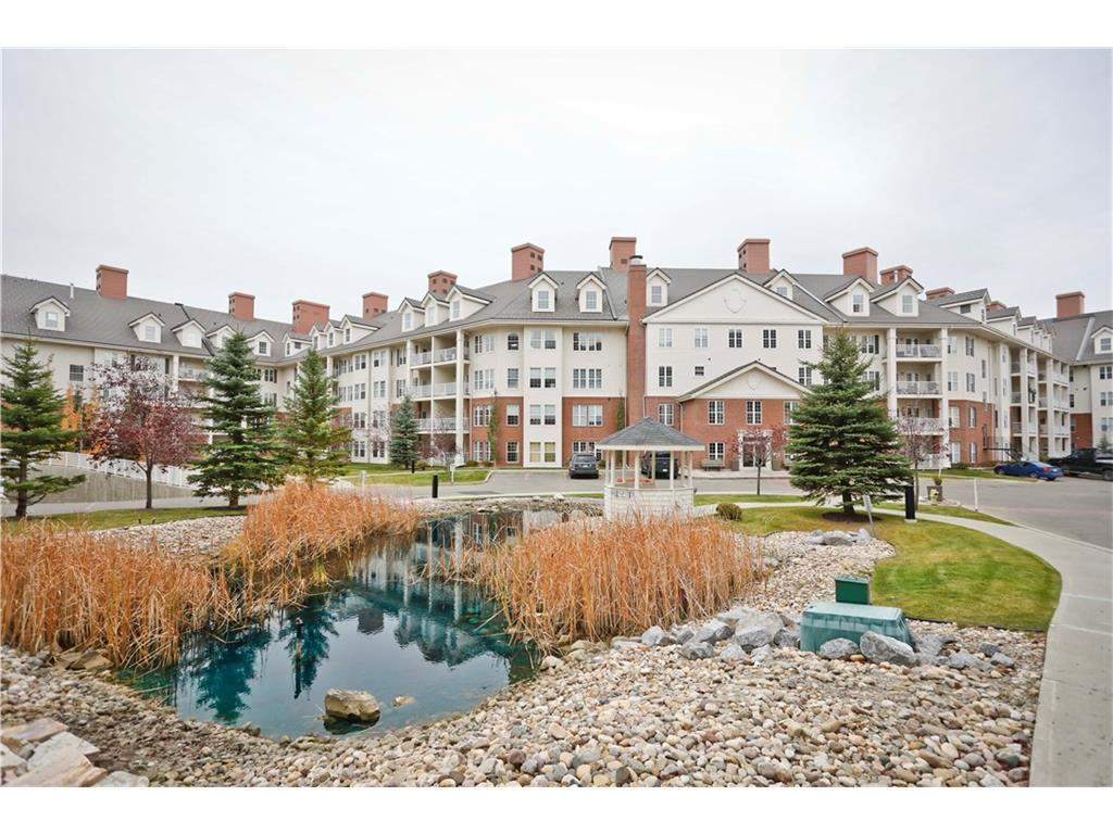 MLS® #C4141644 - #1436 151 Country Village RD Ne in Country Hills Village Calgary, Apartment