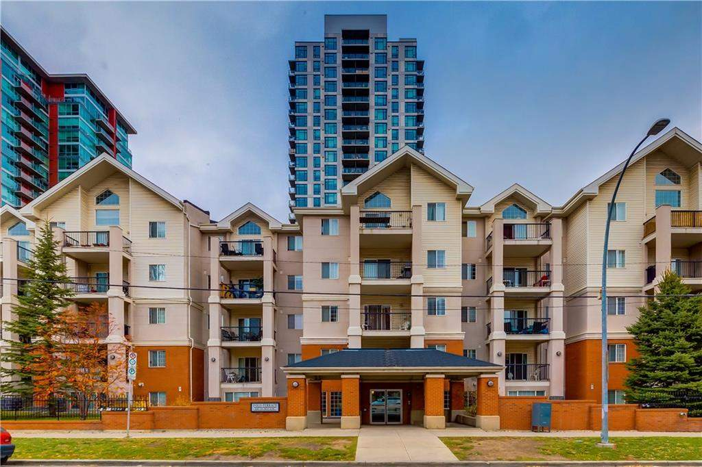 MLS® #C4141744 - #115 126 14 AV Sw in Beltline Calgary, Apartment