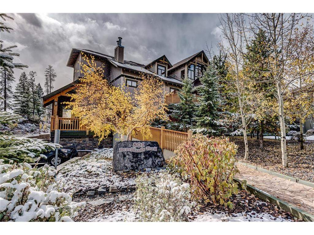 MLS® #C4142115 - #104 801 Benchlands Tr in Eagle Terrace Canmore, Apartment Open Houses