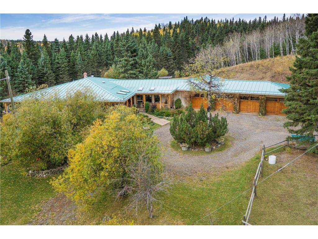 MLS® #C4142301 - 242211 1280 DR W in None Rural Foothills M.D., Detached