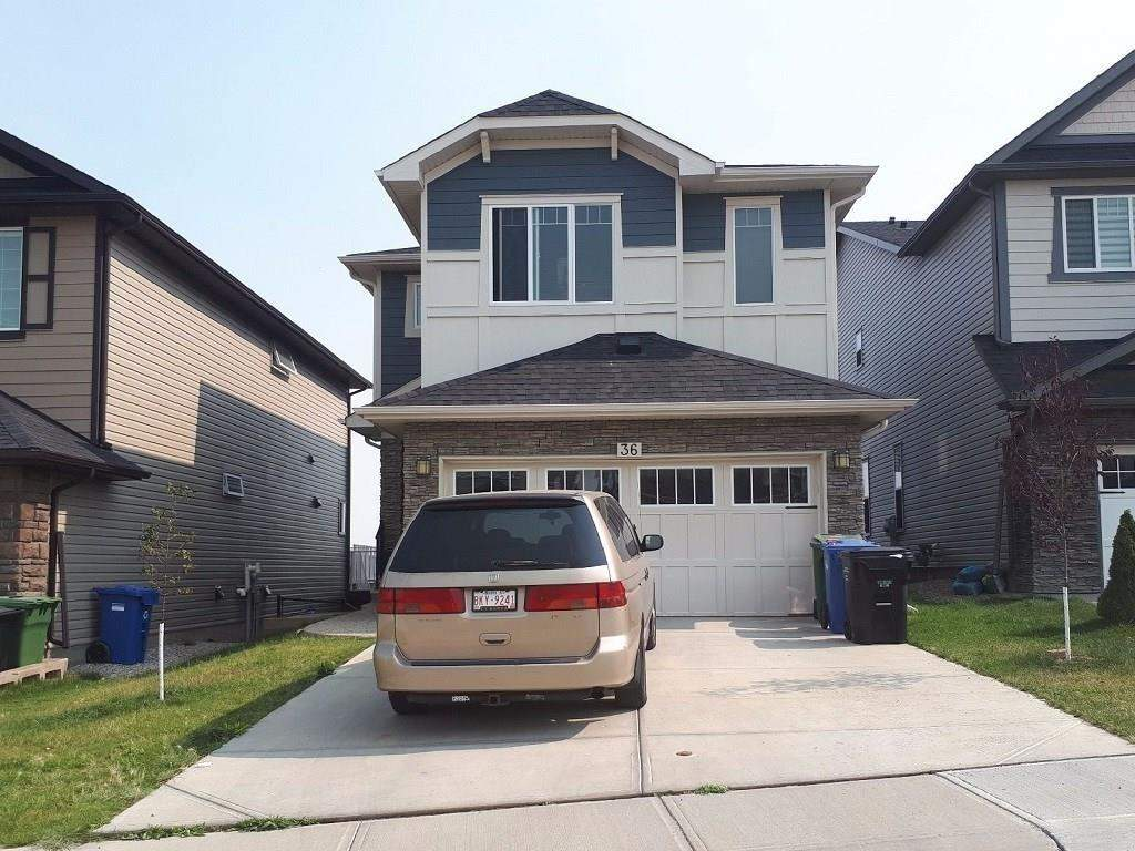 MLS® #C4142782 - 36 Kincora ST Nw in Kincora Calgary, Detached
