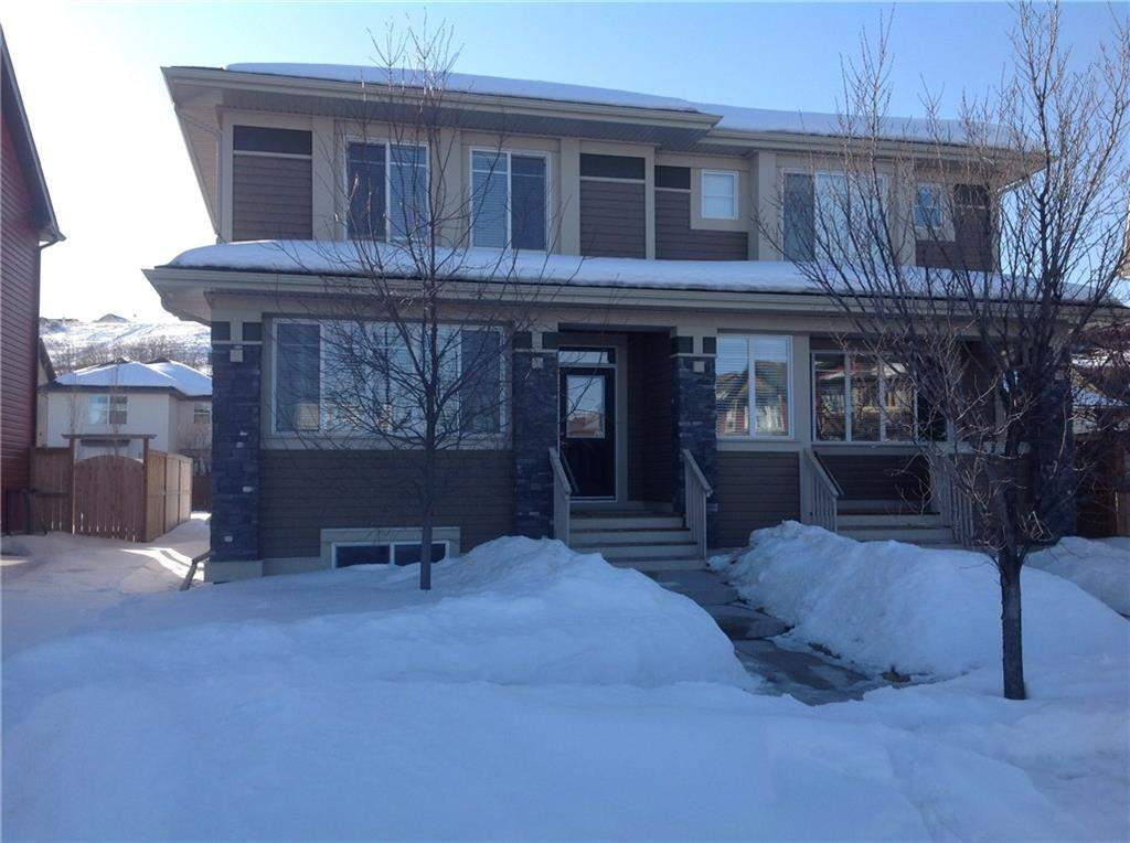 MLS® #C4143994 - 206 Chaparral Valley Sq Se in Chaparral Calgary, Attached