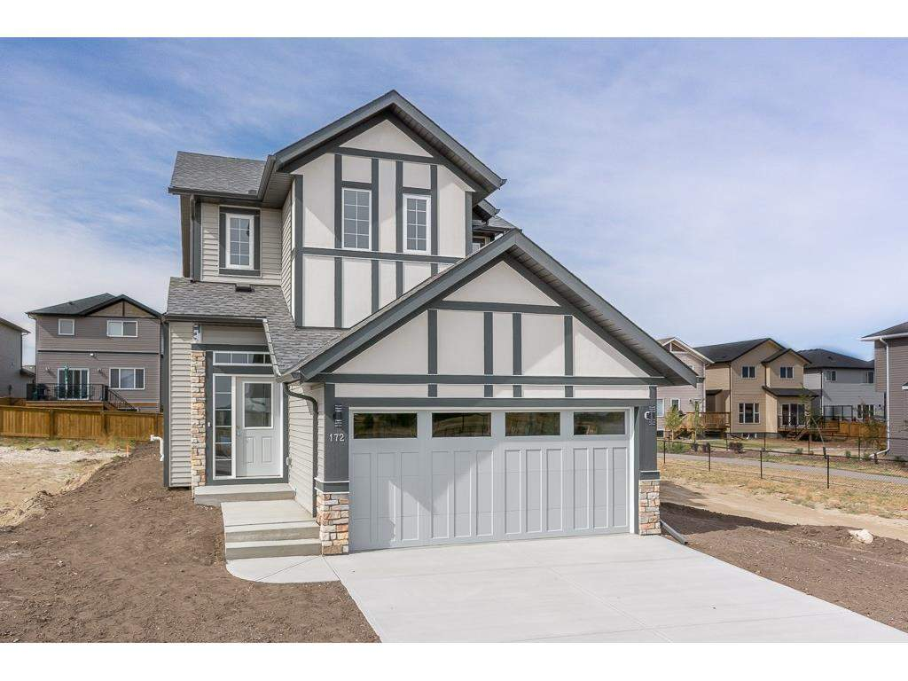 MLS® #C4144753 - 172 Wildrose Cr in Wildflower Strathmore, Detached