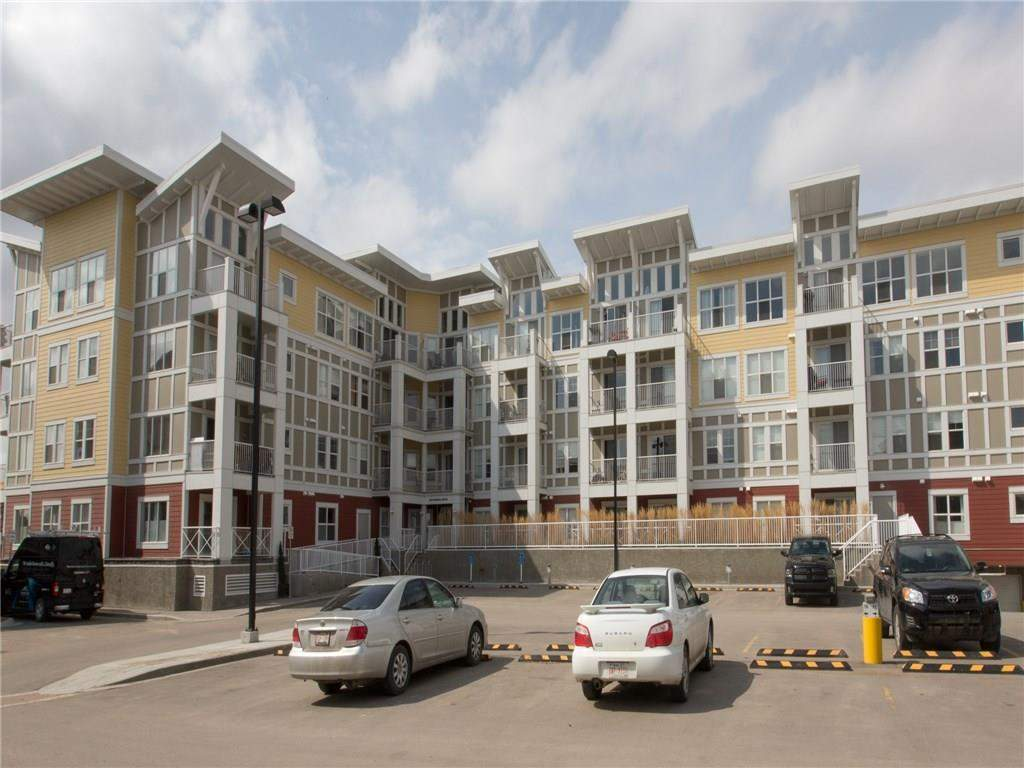 MLS® #C4144930 - #211 402 Marquis Ln Se in Mahogany Calgary, Apartment