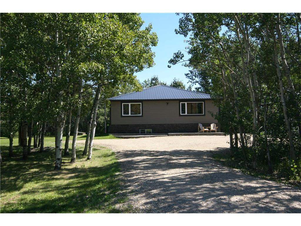 MLS® #C4144989 - 245068 Conrich Rd in Conrich Meadows Rural Rocky View County, Detached