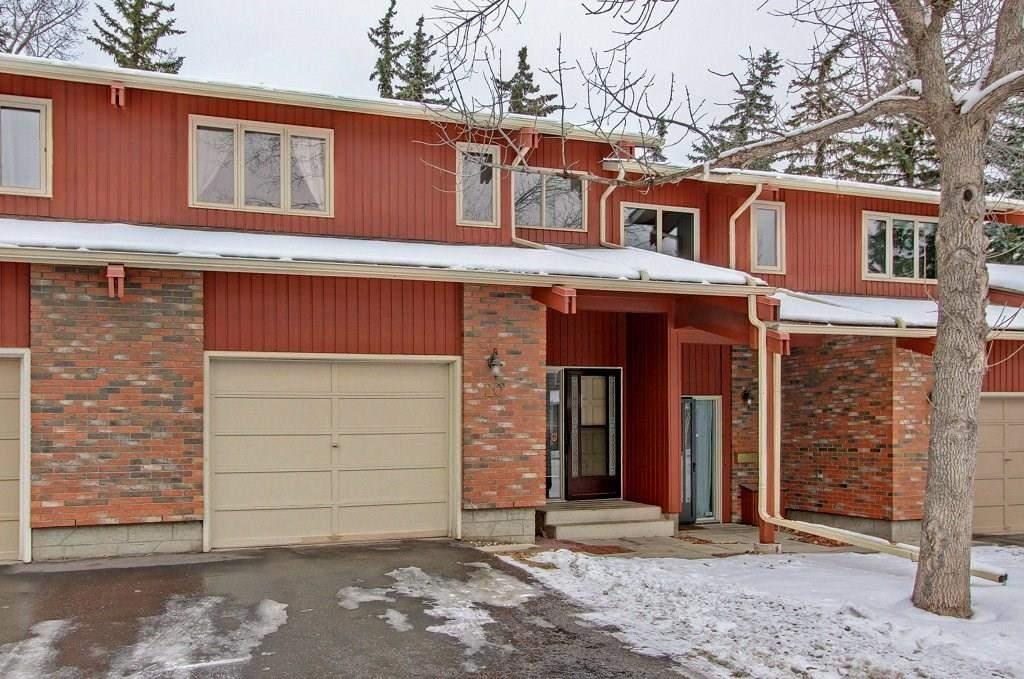 MLS® #C4145008 - #20 10001 Brookpark Bv Sw in Braeside Calgary, Attached