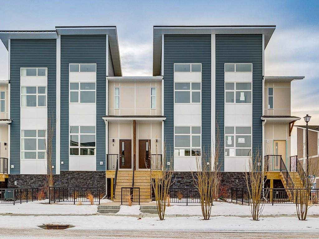 MLS® #C4145674 - 4 Walden Ln Se in Walden Calgary, Attached