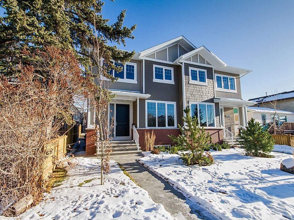MLS® #C4145740 - 4832 19 AV Nw in Montgomery Calgary, Attached Open Houses