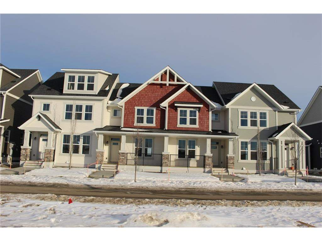 MLS® #C4145792 - 50 Reynolds Ga Sw in South Point Airdrie, Attached Open Houses
