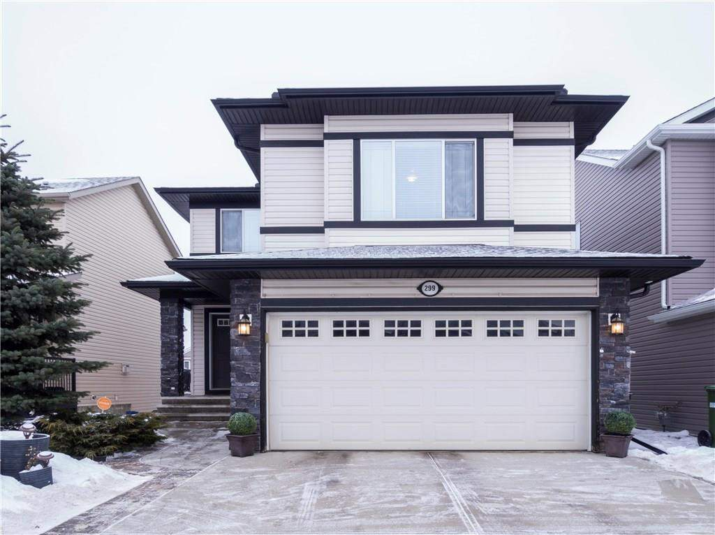 MLS® #C4145924 - 299 Sagewood PL Sw in Sagewood Airdrie, Detached