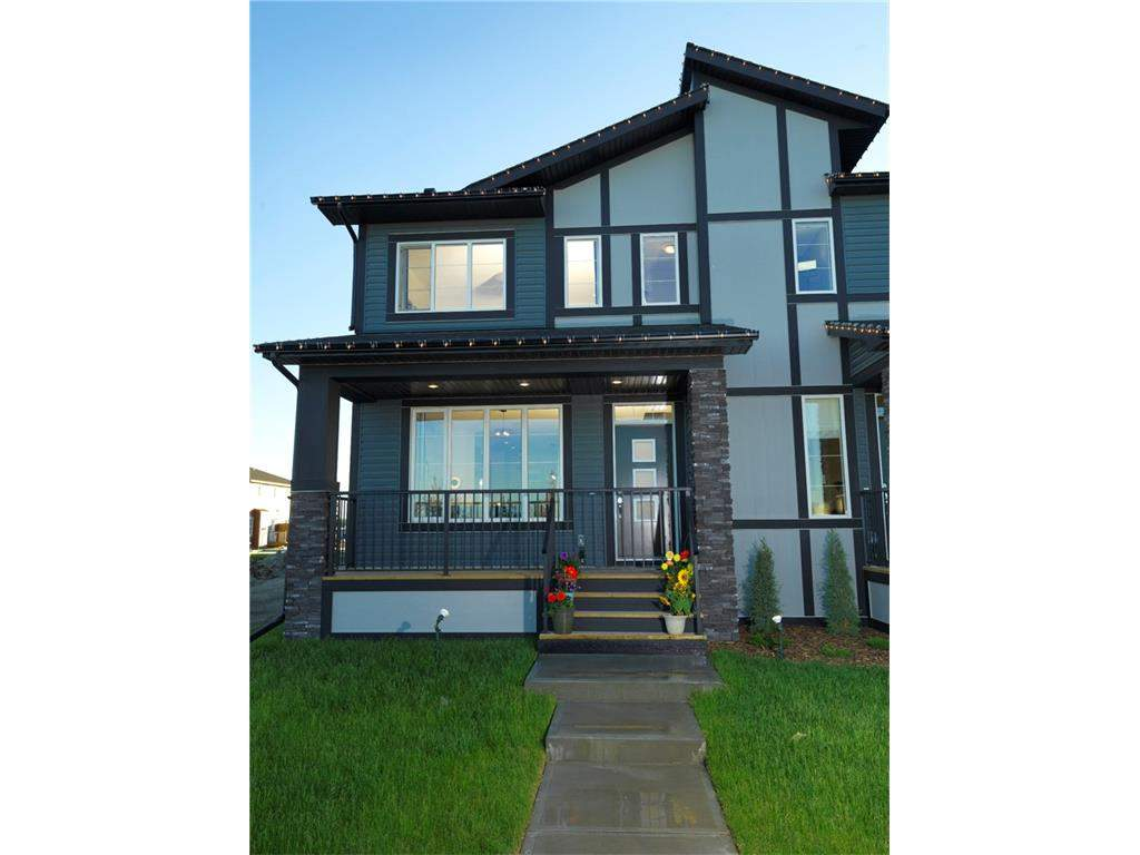 MLS® #C4146560 - 409 Midtown Pa in Midtown Airdrie, Attached