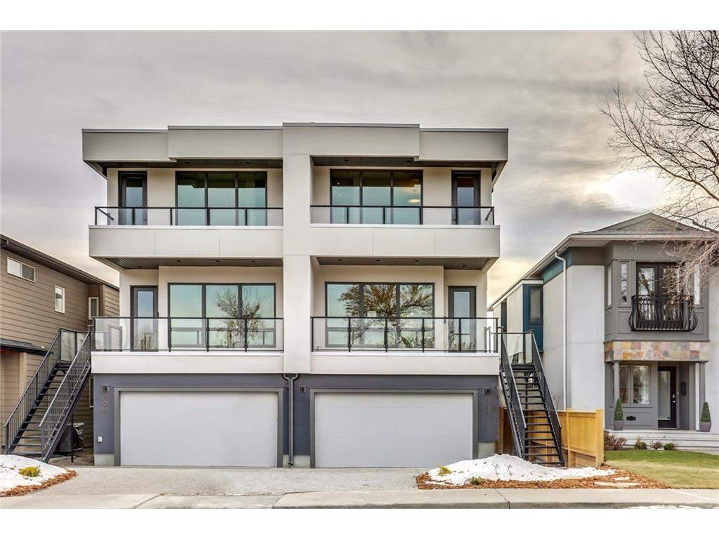 MLS® #C4147163 - 111 40 AV Sw in Parkhill Calgary, Attached Open Houses