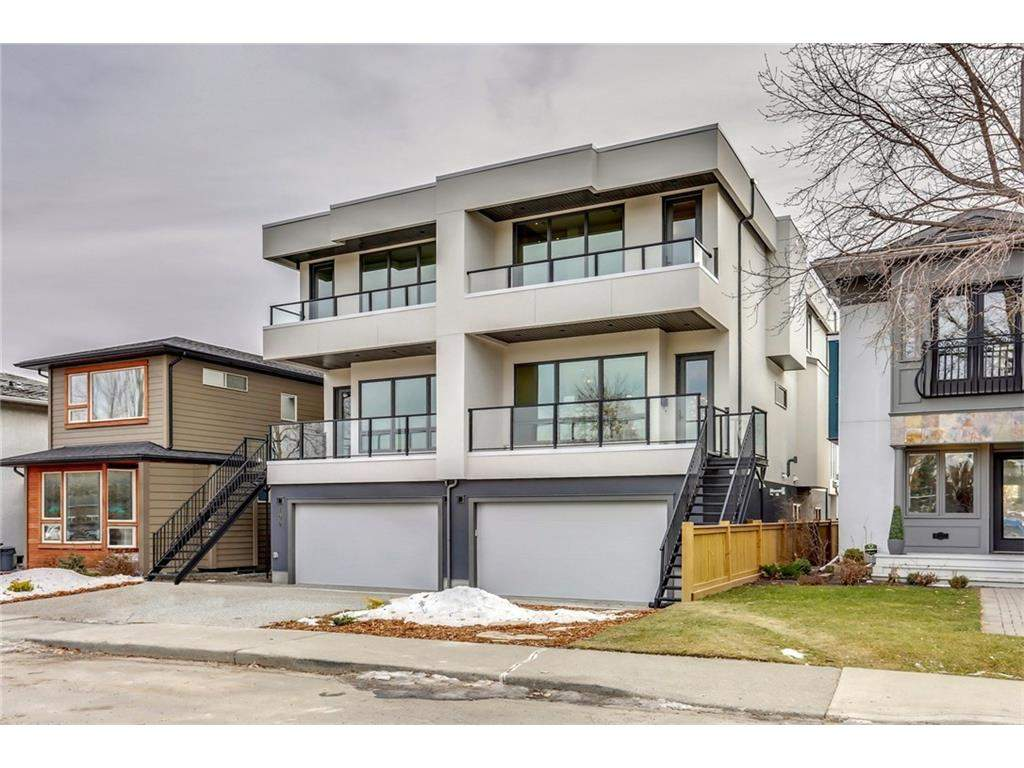 MLS® #C4147164 - 109 40 AV Sw in Parkhill Calgary, Attached Open Houses