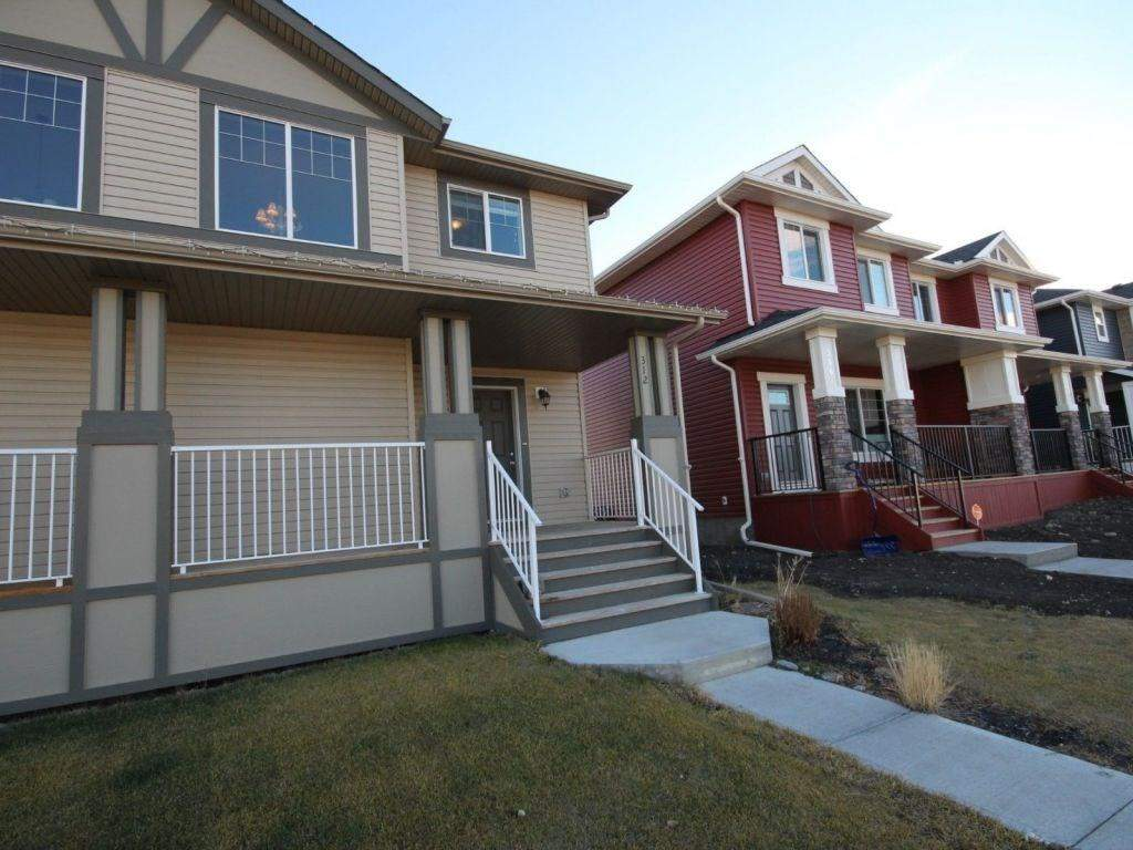 MLS® #C4147250 - 312 Willow St in The Willows Cochrane, Attached