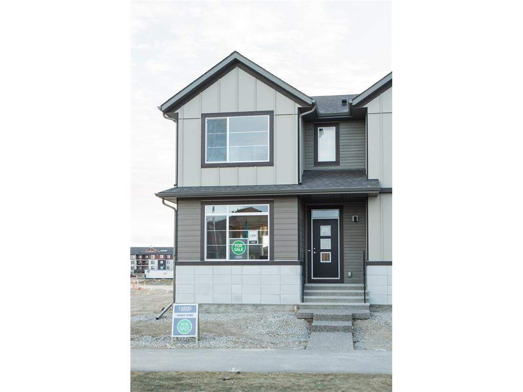 MLS® #C4147375 - 1346 Walden DR Se in Walden Calgary, Attached Open Houses