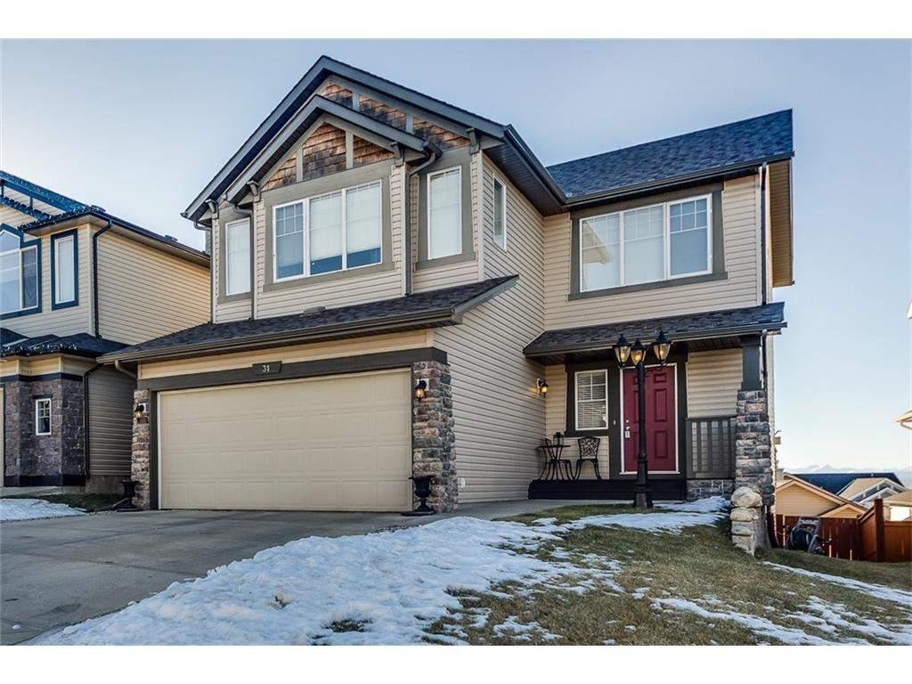 MLS® #C4147521 - 31 Rockyspring Ri Nw in Rocky Ridge Calgary, Detached