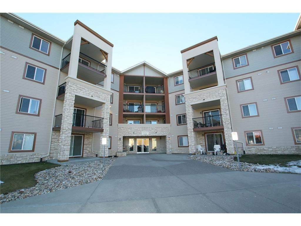 MLS® #C4147633 - #2218 505 Railway ST W in Downtown Cochrane, Apartment