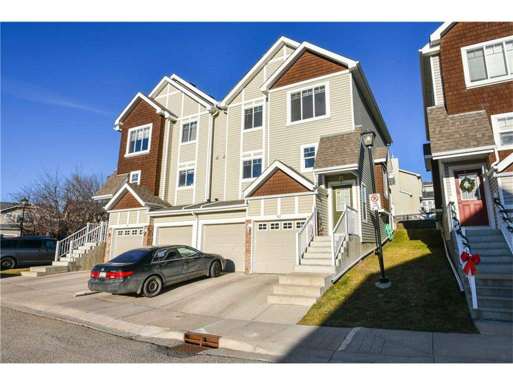 MLS® #C4149165 - 103 Hidden Creek Gd Nw in Hidden Valley Calgary, Attached