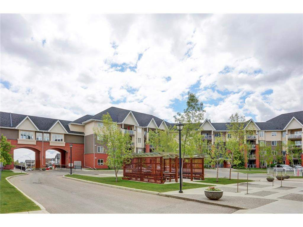 MLS® #C4149691 - #359 15 Everstone DR Sw in Evergreen Calgary, Apartment